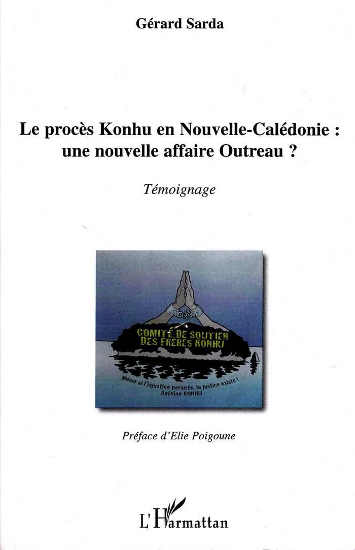 Affaire Konhu : le livre !